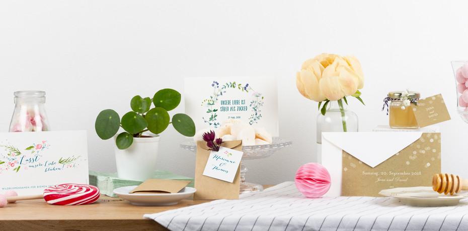 die vier besten gastgeschenke zur hochzeit. Black Bedroom Furniture Sets. Home Design Ideas